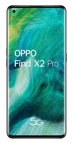 """Smartphone 6.7"""" Oppo Find X2 Pro 5G (Version ES/PT) - OLED, 12 Go RAM, 512 Go, Snapdragon 865"""