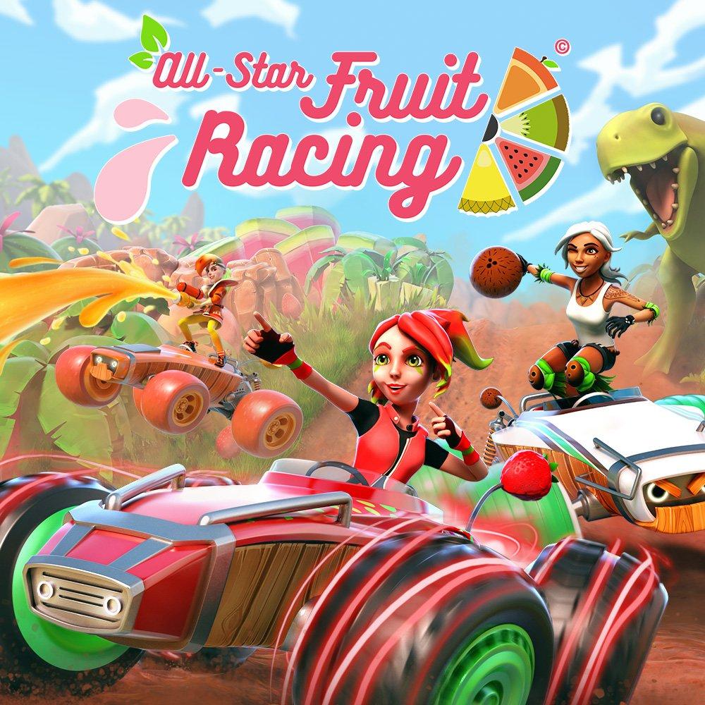 [Gold] All-Star Fruit Racing offert sur Xbox One & Series S/X (Dématérialisé - Store Coréen)