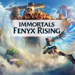 Immortals Fenyx Rising sur PS4 et PS5 (Dématérialisé)
