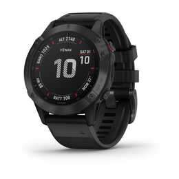 Montre GPS Garmin Fēnix 6 Pro (Frontaliers Suisse)