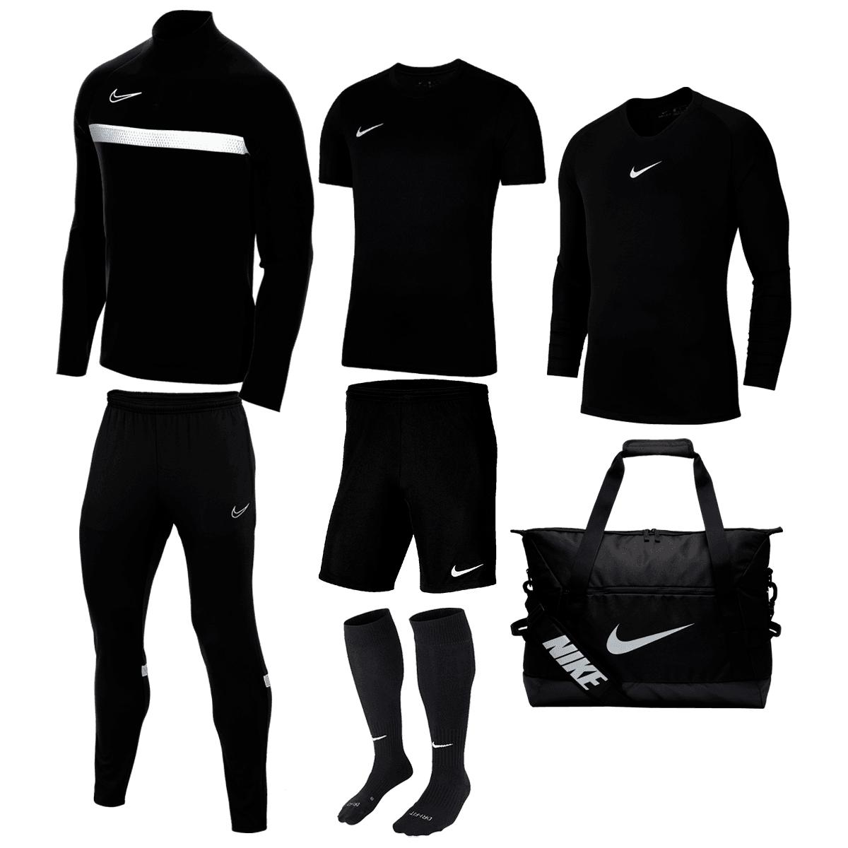 Ensemble Nike Academy - 6 Pièces + 1 Sac