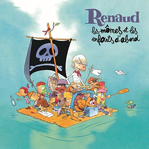 Vinyle Renaud - Les mômes et les enfants d'abord (vendeur tiers)