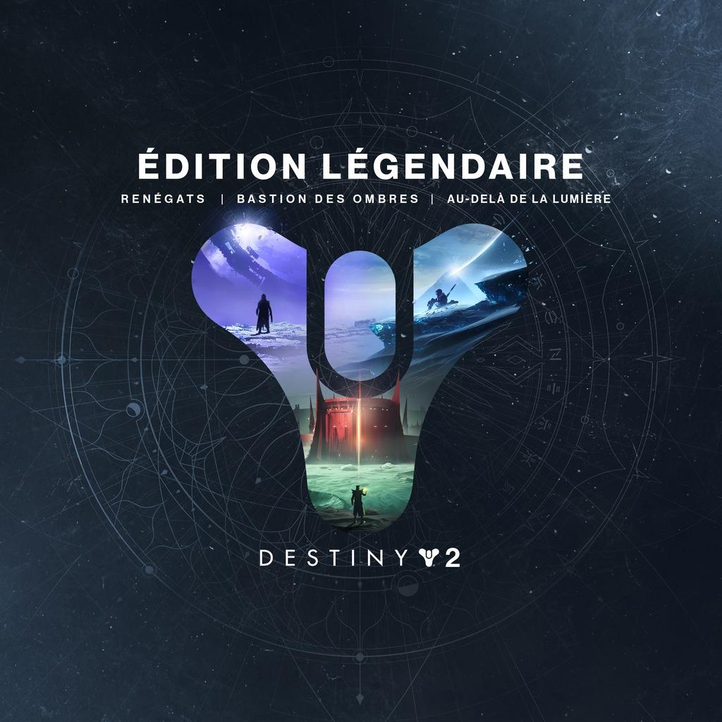 Destiny 2: Edition légendaire sur PS4 (Dématérialisé)