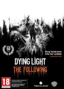 Extension Dying Light: The following sur PC (Dématérialisé - Steam)
