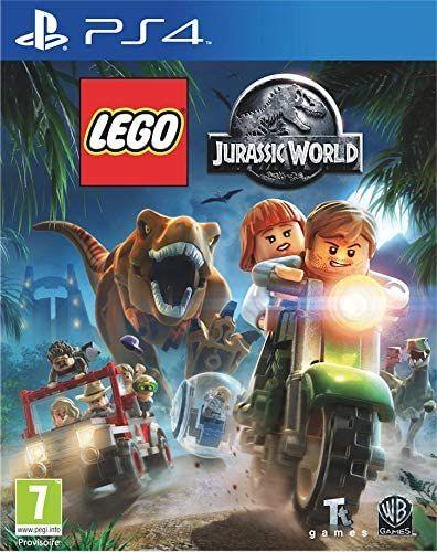 Lego Jurassic World sur PS4 (vendeur tiers)