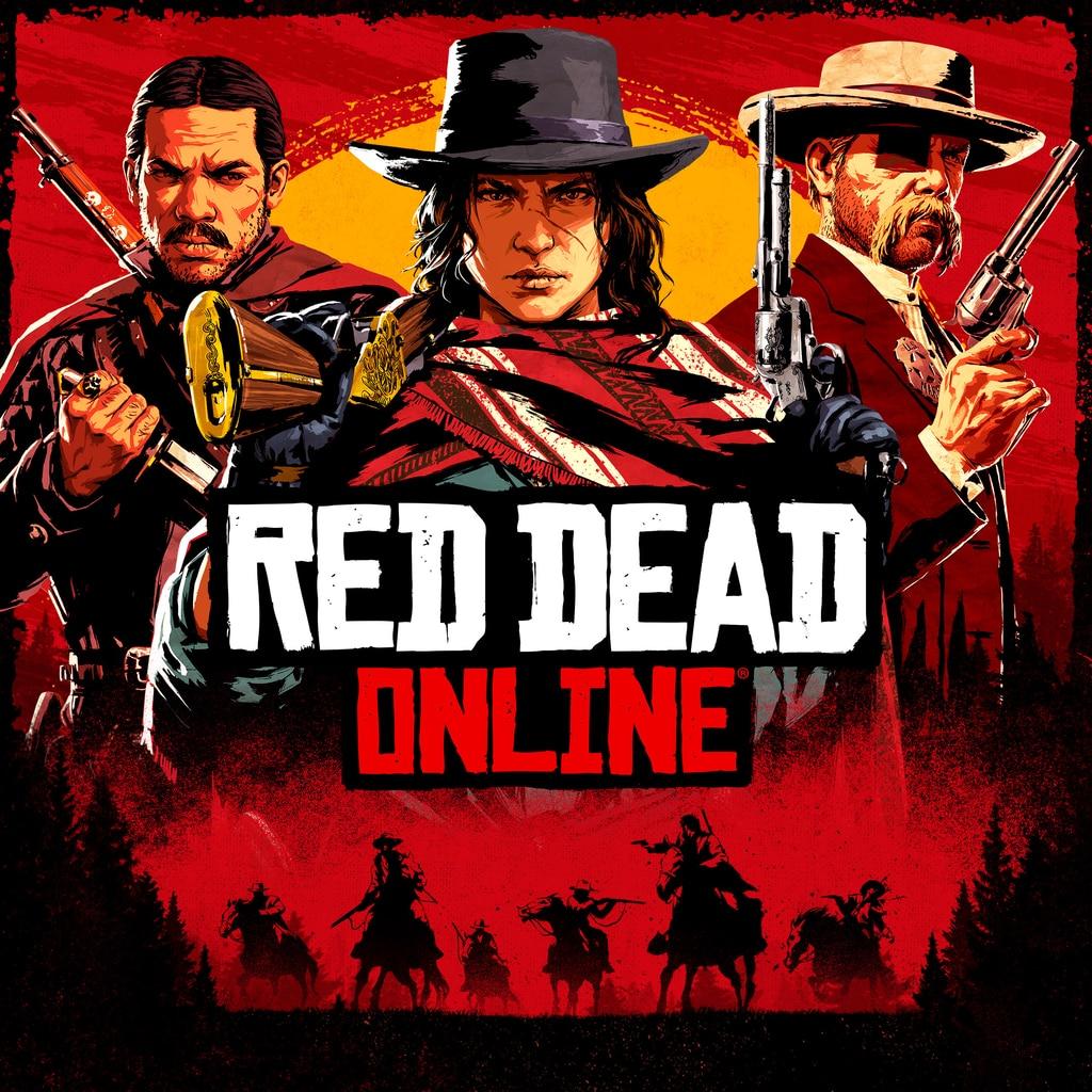 Sélection de bonus en ligne offerts sur Red Dead Online (dématérialisés) - Ex : Colis Spécial