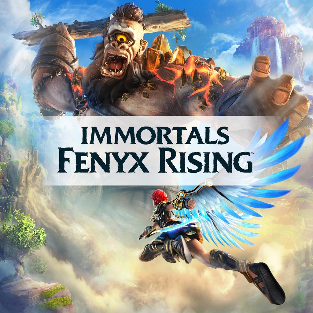 Immortals Fenyx Rising sur Switch (dématérialisé)