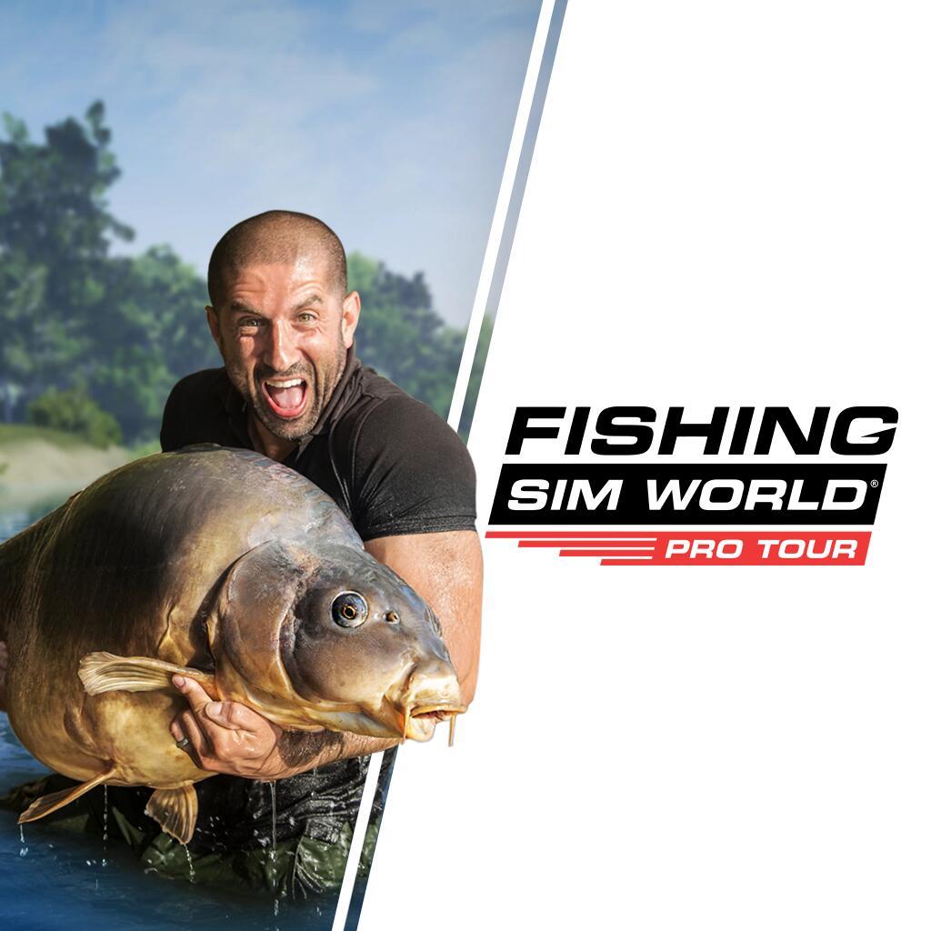 Fishing Sim World: Pro Tour sur PC (dématérialisé, Steam)