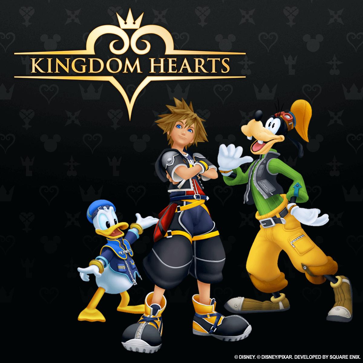 Sélection de jeux Kingdom Hearts en promotion - Ex: Kingdom Hearts HD 1.5 + 2.5 ReMIX sur PC (Dématérialisé)