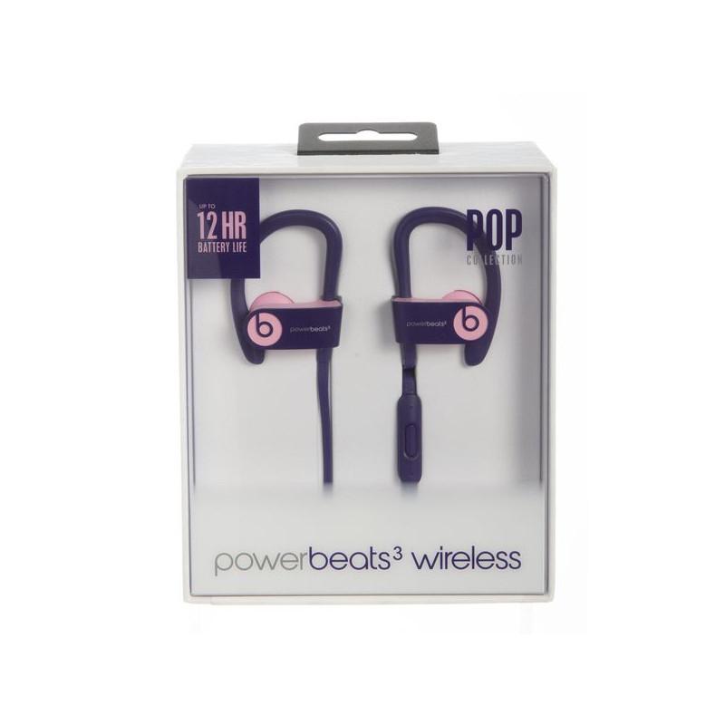 Écouteurs sans fil bluetooth Beats Powerbeats 3