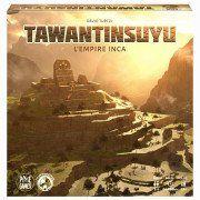 Jeu de société Tawantinsuyu : l'Empire Inca (philibert)