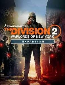 DLC The Division 2 Warlords of New York sur PS4 (Dématérialisé)