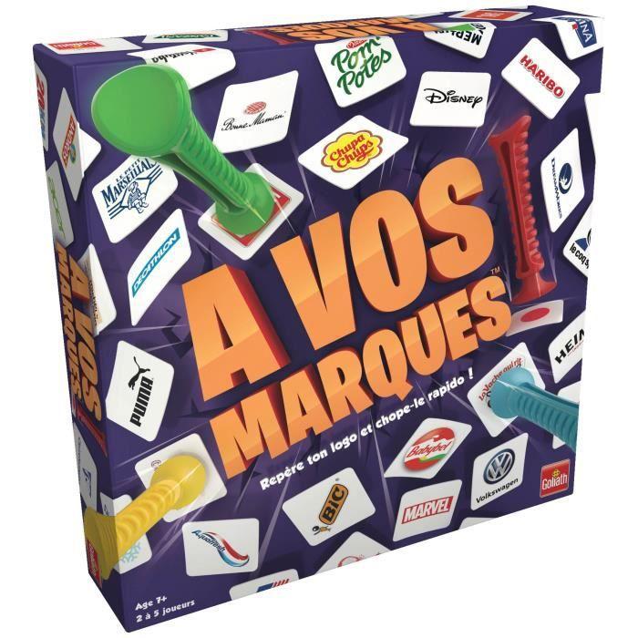 Jeux de société Mirogolo + Hop là Banana + A vos Marques (via ODR 40€)