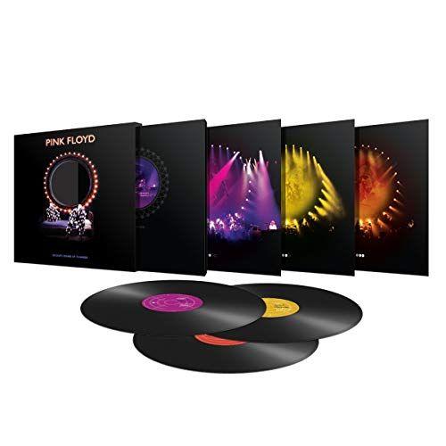 Coffret triple vinyles Pink Floyd - Delicat Sound of Thunder