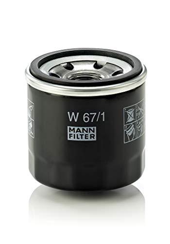Filtre à huile Original Mann filter W 67/1