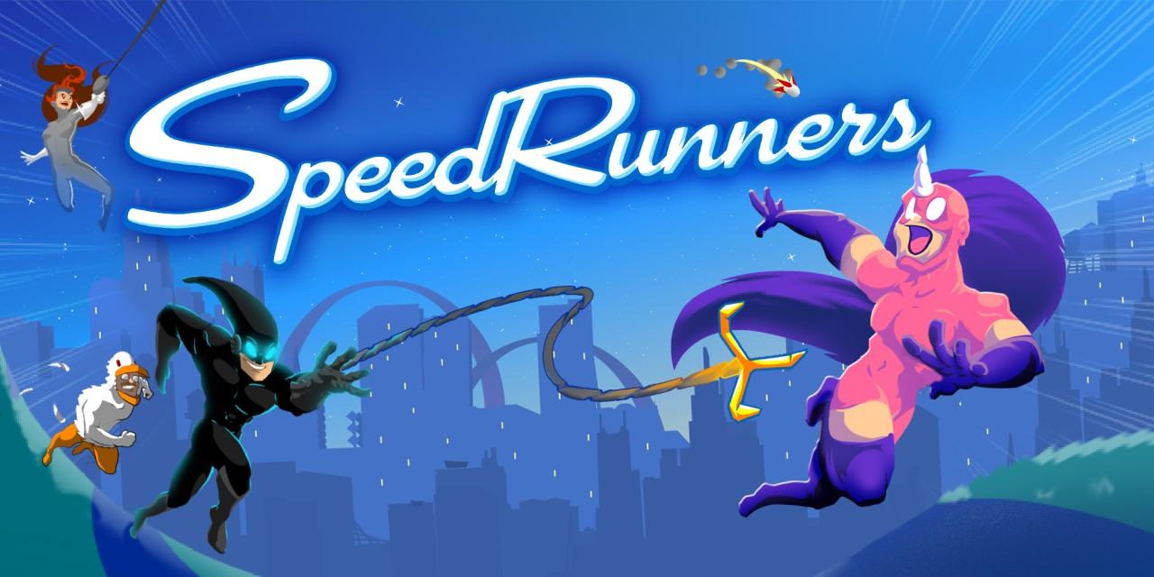 Jeu SpeedRunners sur Nintendo Switch (Dématérialisé)