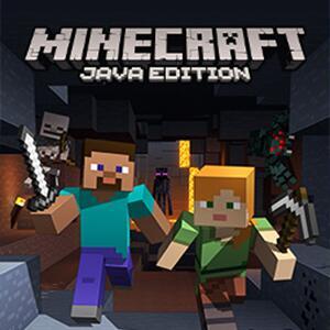 Minecraft Java Edition sur PC (Dématérialisé)