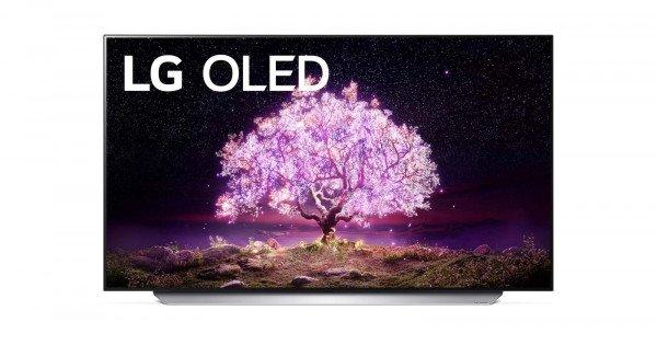 "TV 48"" LG OLED 48C1 2021 OLED48C16LA - 4K UHD, Dolby Vision & Atmos, Smart TV"