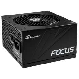 Alimentation PC modulaire Seasonic Focus GX 750 - 750W, 80+ Gold (Caseking)