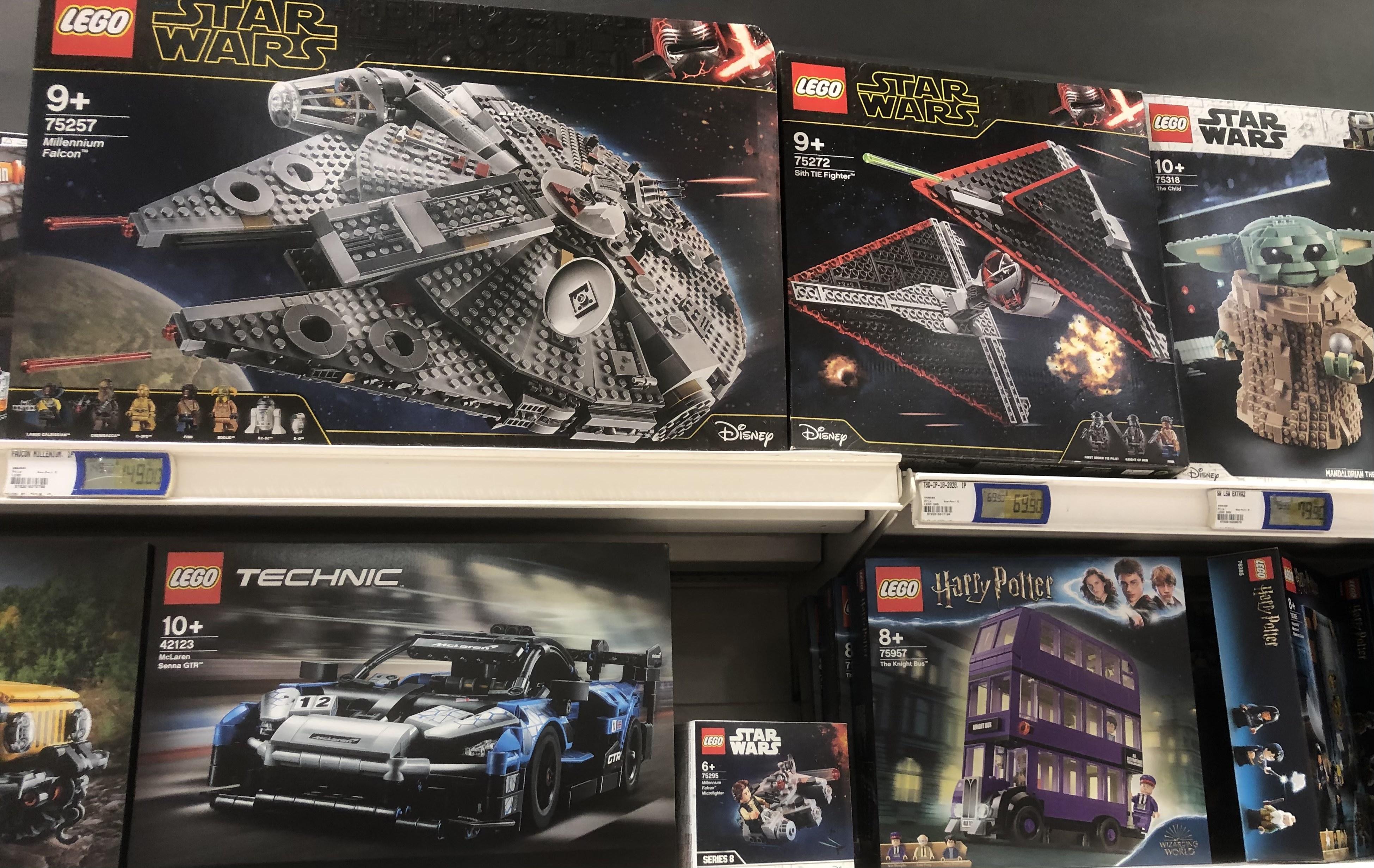30% remboursés sur la carte de fidélité sur les jouets ex : lego playmobil barbie (hors promotions) - Agneaux (50)