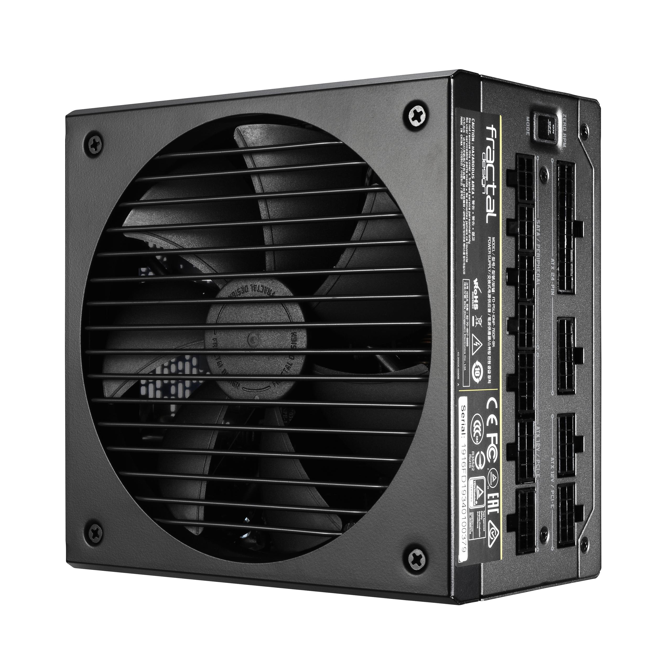 Alimentation PC modulaire Fractal Design Ion+ - 760W, 80+ Platinum (gamegear.be)