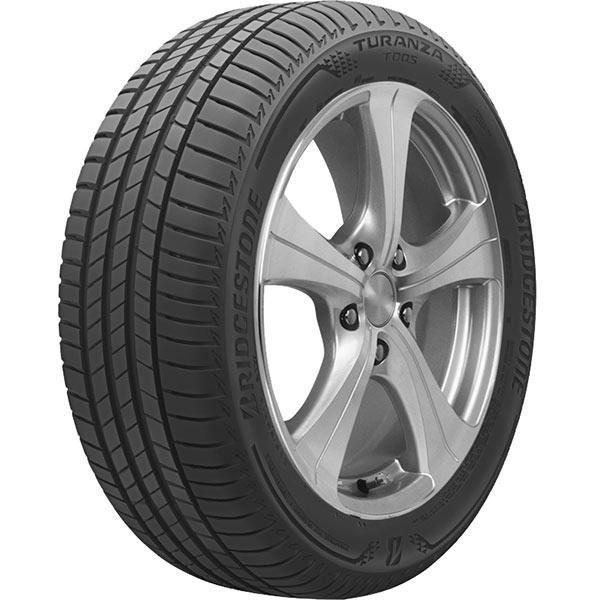 Sélection de pneus Bridgestone en promotion - Ex : Pneu été Turanza T005 - 205/55 R16 91V (+ Montage offert) - 126.64€ les 2