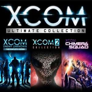XCOM Ultimate Collection: Xcom Enemy Unknown Complete Edition + Xcom 2 Collection + Chimera Squad sur PC (Dématérialisé - Steam)
