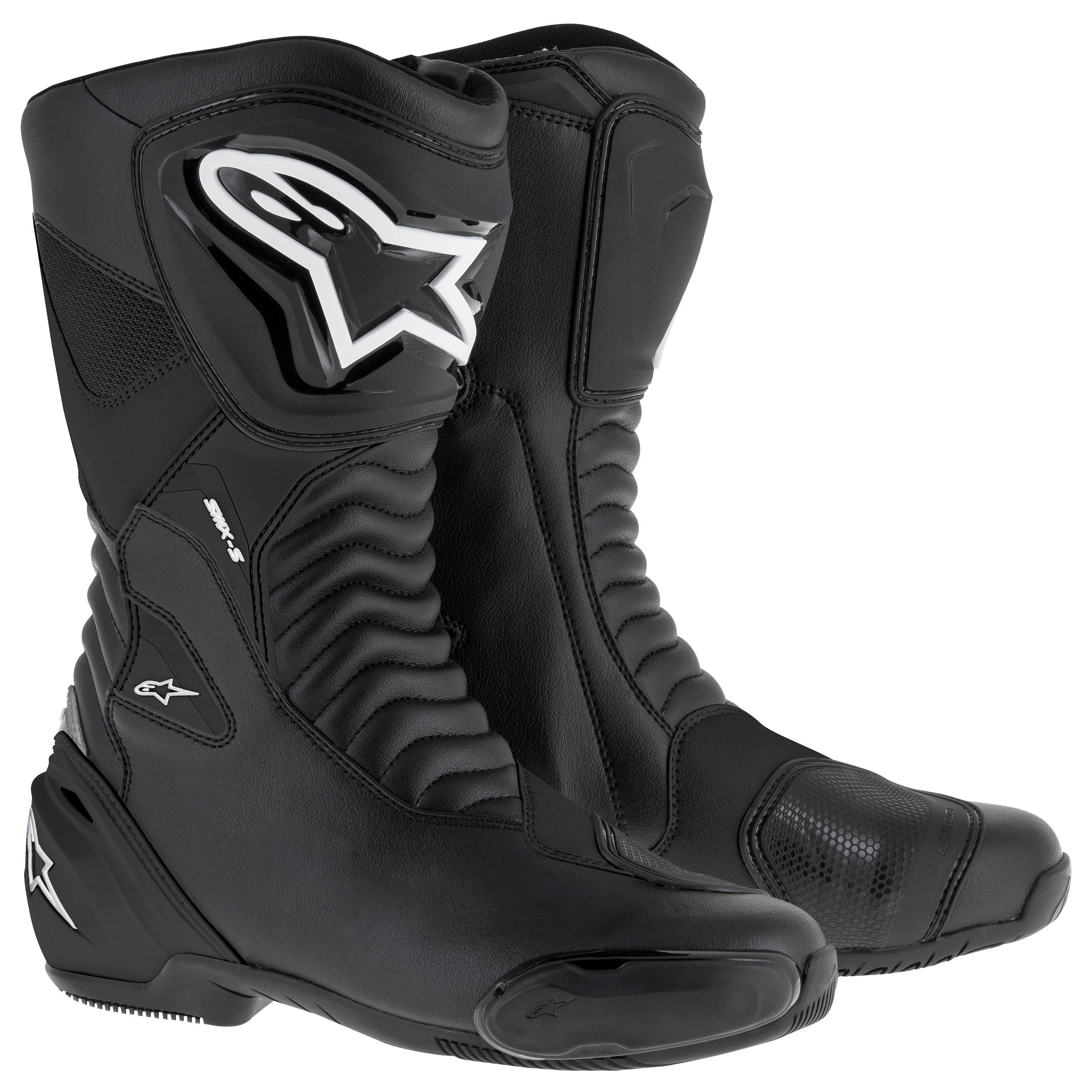 Bottes Moto Alpinestars SMX S - Tailles 43 à 50