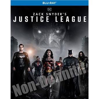 [Pré-commande] Blu-Ray Zack Snyder's Justice League