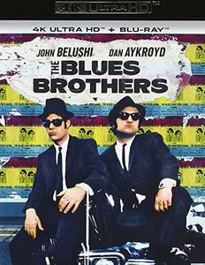 Blu-ray 4K The Blues Brothers (+ Blu-Ray)
