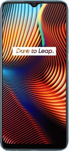 """Smartphone 6.5"""" Realme 7i - 64Go, 4Go de Ram (89,36€ avec le code DEALABS32815)"""