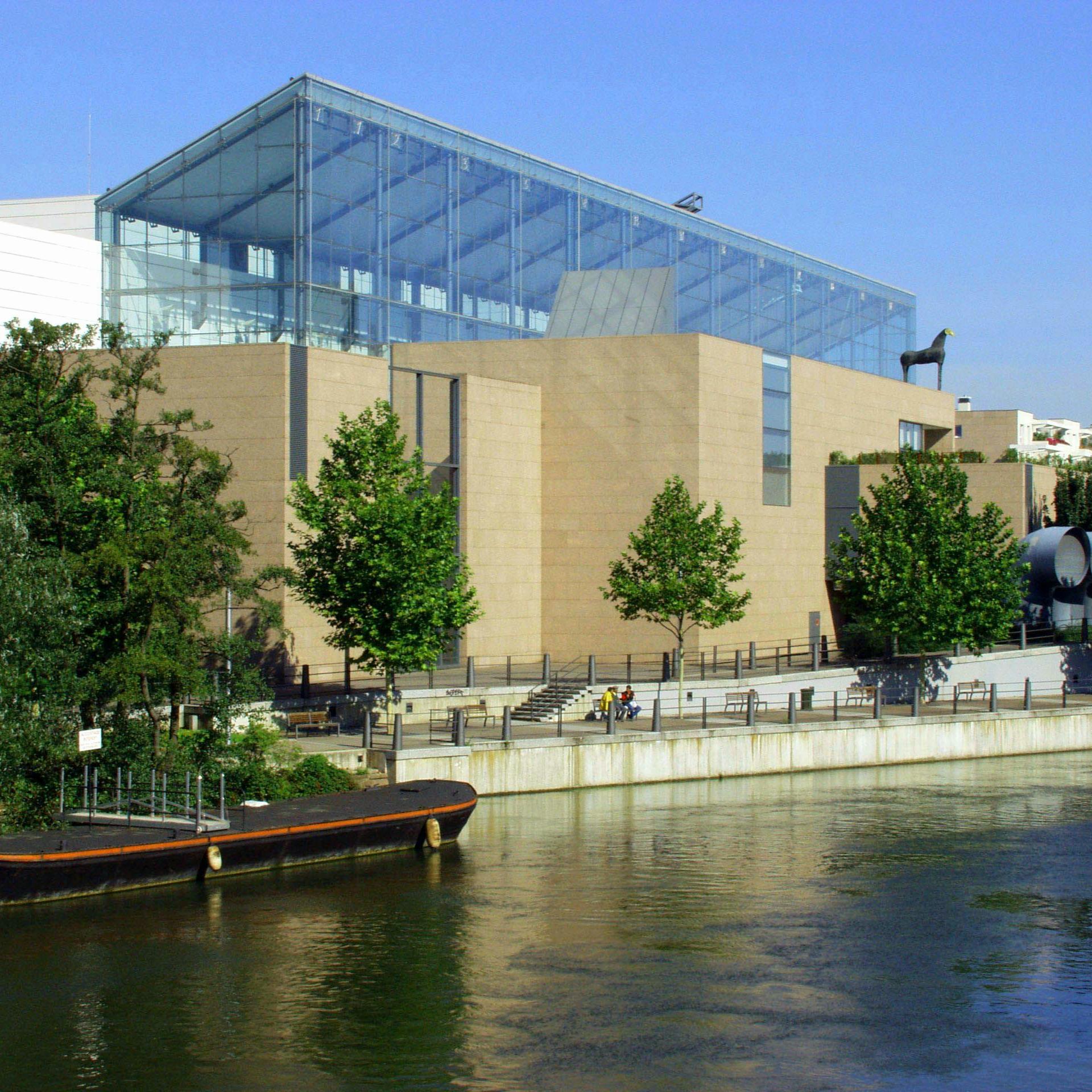 Entrée gratuite au Musée d'Art Moderne et Contemporain de Strasbourg pour les donneurs de sang - Strasbourg (67)