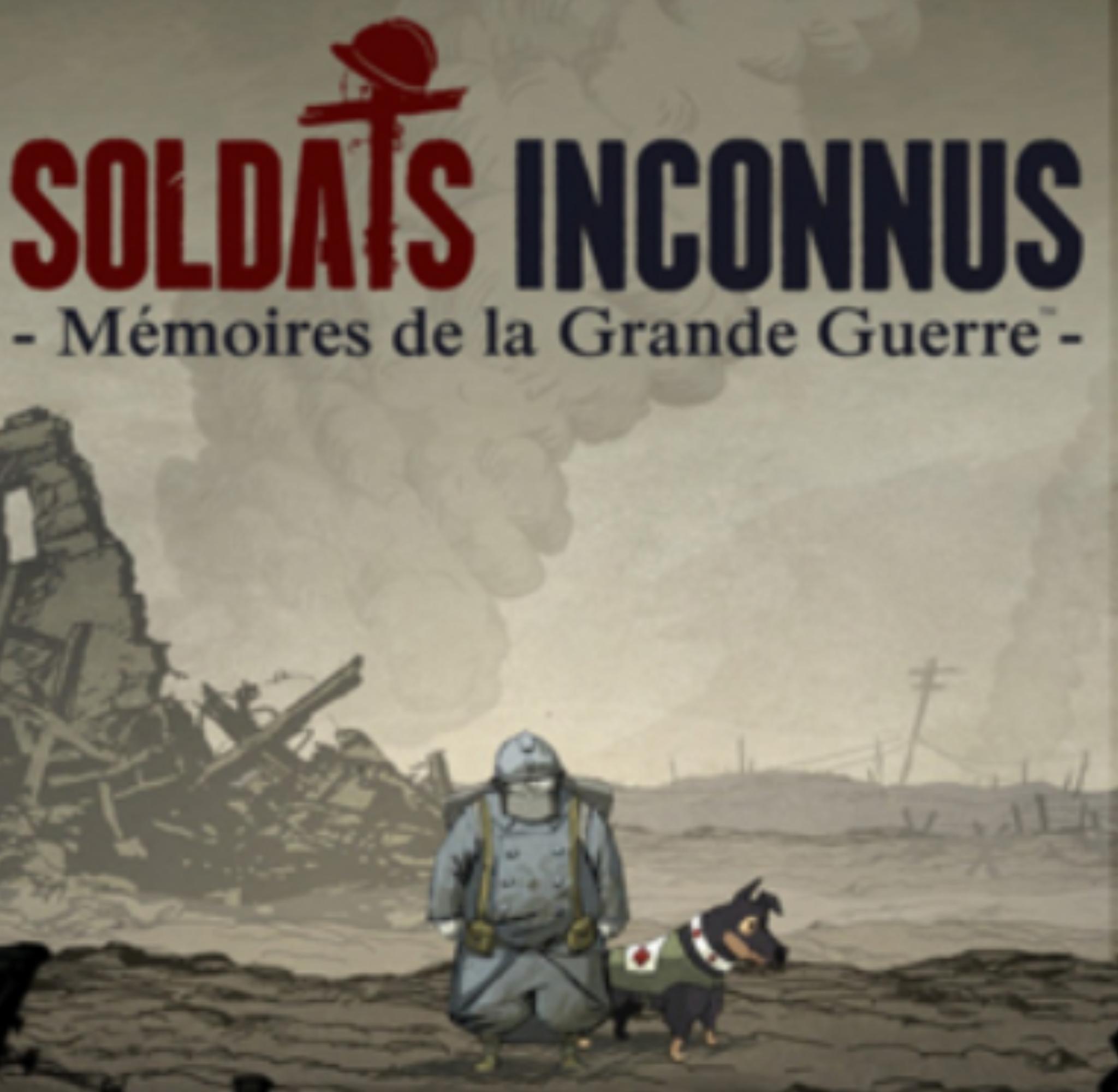 Soldats Inconnus : Mémoire de la Grande Guerre sur Nintendo Switch (Dématérialisé)