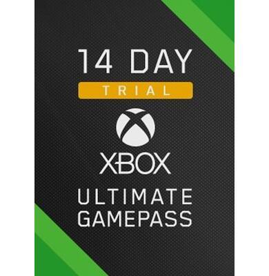 Abonnement de 14 jours à Xbox Gamepass Ultimate (Dématérialisé)