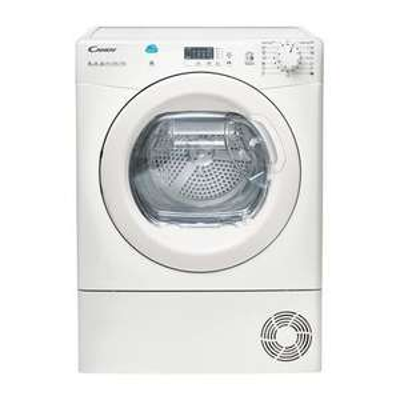 Sèche-linge pompe à chaleur Candy CSH8A1LE - 8 kg, Classe A, Blanc