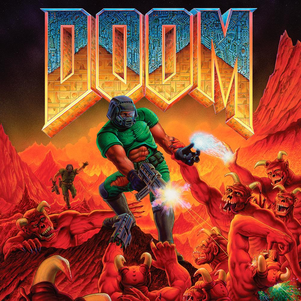 Sélection de jeux DOOM en promotion sur Nintendo Switch (Dématérialisé) - Ex : DOOM (1993)