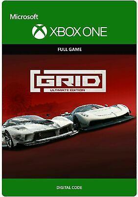 Jeu GRID Ultimate Edition sur Xbox One (Dématérialisé)