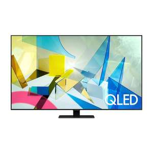 "TV 75"" Samsung QE75Q80T - QLED, 4K UHD (Frontaliers Suisse)"