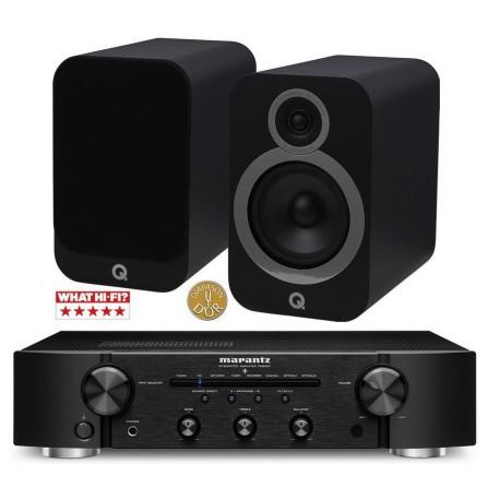 Ensemble Stereo Marantz PM6007 + Q3030i