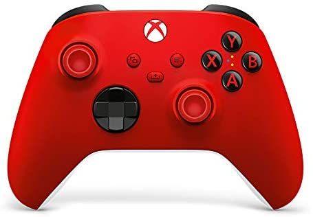 Manette sans fil Microsoft Xbox Series - Rouge ou Blanche