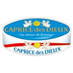Lot de 3 Boites de Fromage Caprice des Dieux - 3x 300g