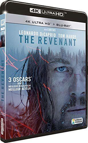 1 Film Blu-Ray 4k acheté = 1 Film Blu-Ray 4k offert - Ex : The Revenant 4k + Le Mans 66 4k