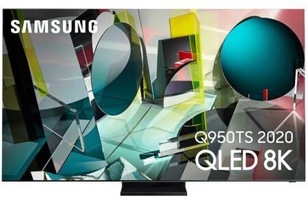 "TV QLED 75"" Samsung QE75Q950TS - 8K, Smart TV, OTS+ (Via ODR 999,75€)"
