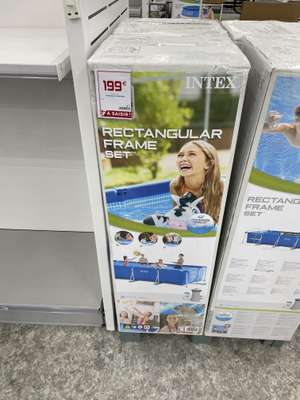 Piscine Intex Rectangular Frame Set (450x220 cm) - Brive la Gaillarde (19)