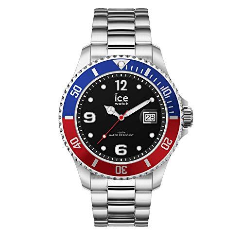 Montre Ice-Watch ICE Steel United Silver - Bracelet en inox, 40mm
