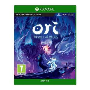 Jeu Ori and the Will of the Wisps sur Xbox One & Series X|S