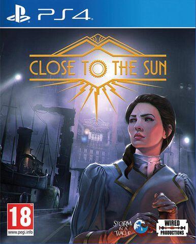 Sélection jeux, accessoires ou vinyles en promotion - Ex : Close to the Sun sur PS4