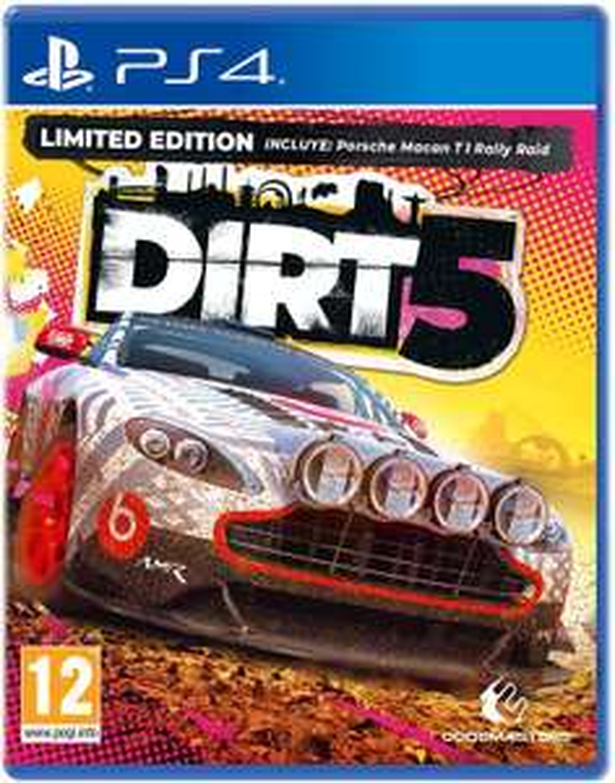 Dirt 5 - Édition Limitée sur PS4
