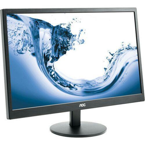 "Ecran PC 27"" AOC E2770SH - Full HD, 1ms"