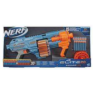 Pistolet Nerf Elite 2.0 Shockwave RD-15 et Flechettes Nerf Elite 2.0 Officielles